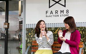 Nagaokaぶくぶく発酵めぐり FARM8 ReACTION STORE