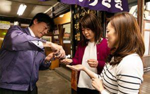 Nagaokaぶくぶく発酵めぐり 越のむらさき
