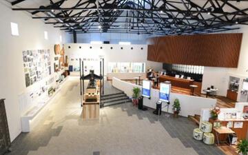Nagaokaぶくぶく発酵めぐり 吉乃川酒ミュージアム「醸蔵」